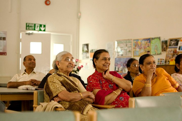Screening of Mother India at Southwark Asian Centre.