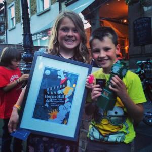 clockie winners