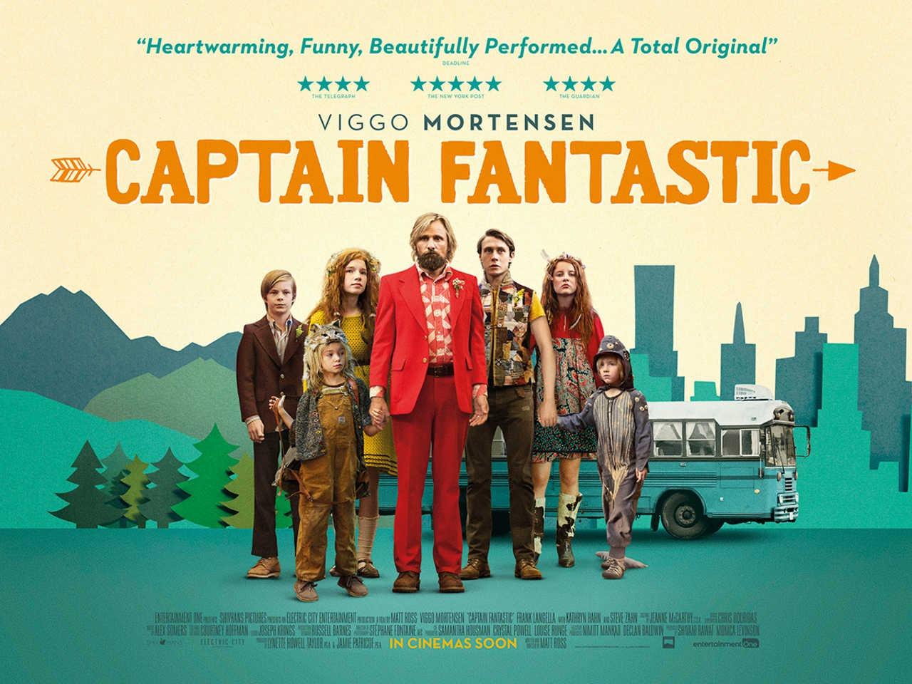 """Képtalálat a következőre: """"captain fantastic"""""""
