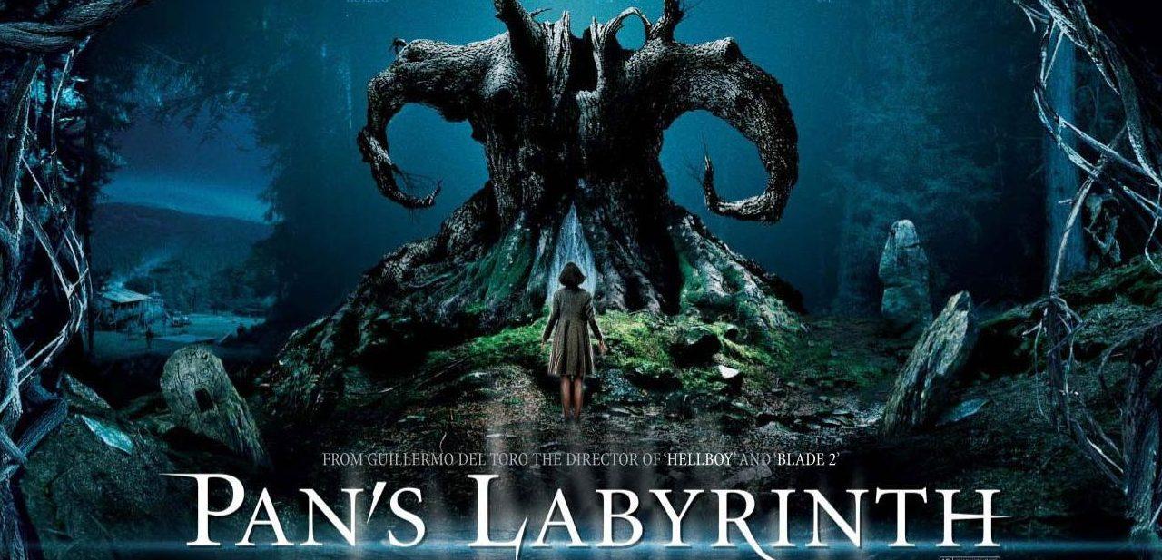 Pan's Labyrinth - Free Film Festivals Labyrinth Movie Wallpaper