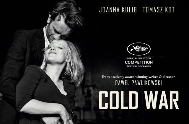Image result for cold war film poster