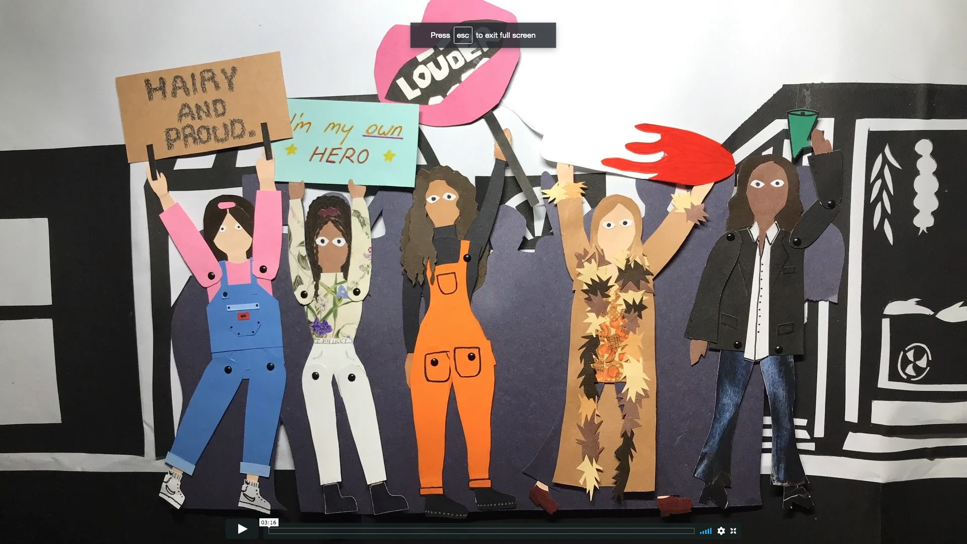 Women In Film Se15 How Did We Get Here Collective Animation Free Film Festivals
